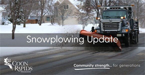 Snowplowing Update
