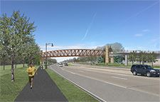Proposed Pedestrian Bridge