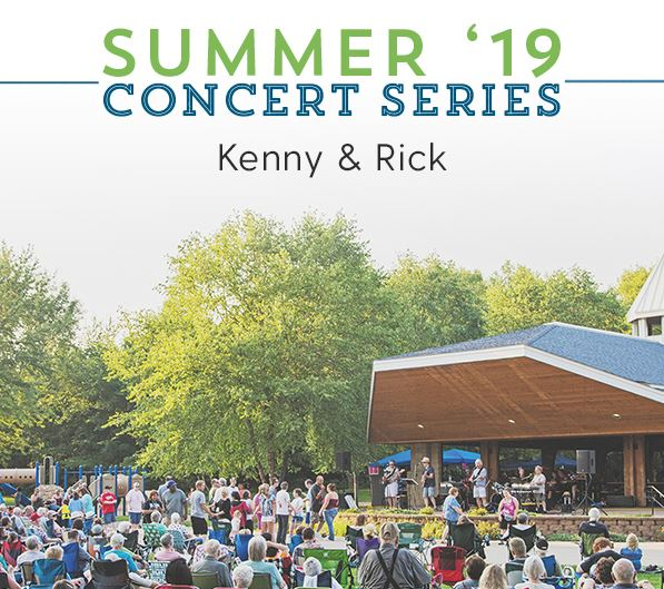 Summer Concerts 2019 Kenny and Rick