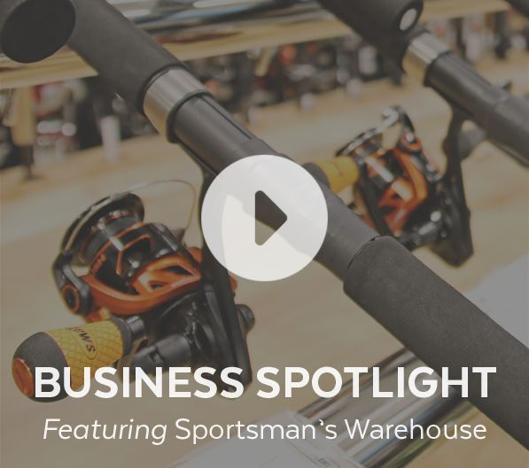Sportman's Warehouse Business Spotlight Article